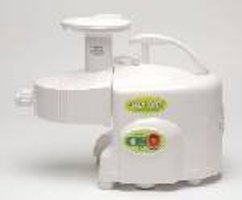 Green Power KPE1304 Twin Gear Juicer - White