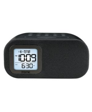 BT Dual Alarm FM Clock Radio