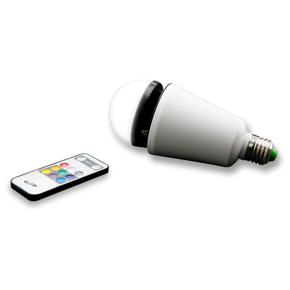Bluetooth LED Light Bulb Speaker