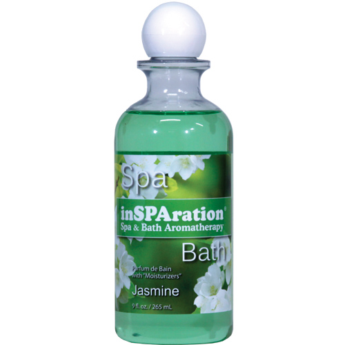 Fragrance, Insparation Liquid, Jasmine, 9oz Bottle