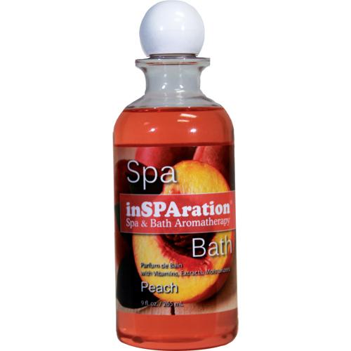 Fragrance, Insparation Liquid, Peach, 9oz Bottle