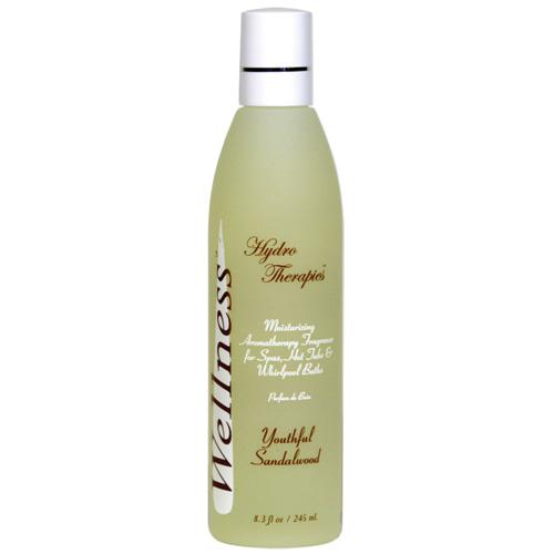 Fragrance, Insparation Wellness, Liquid, Youthful Sandalwood, 8oz Bottle