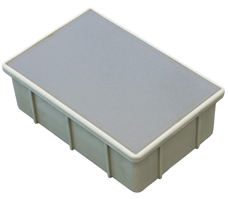Casino Paver Light - Gray, 10-Pack