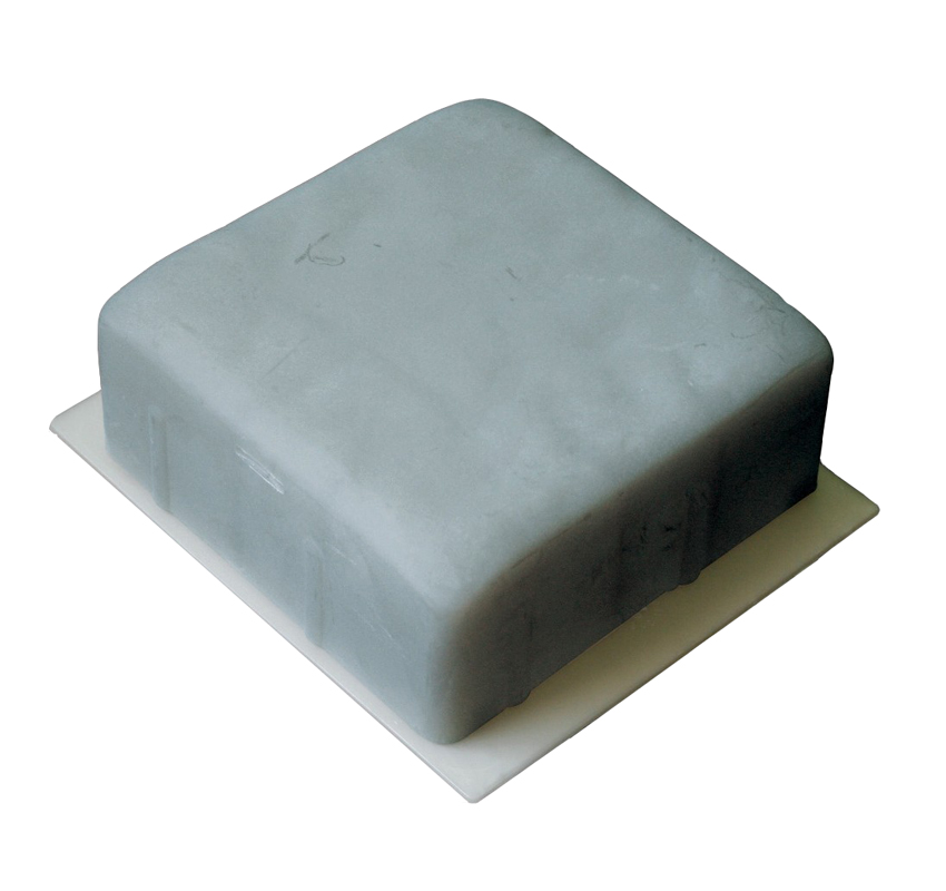 "6 x 6 ""Millennium"" Paver Light - Gray, 10-Pack"
