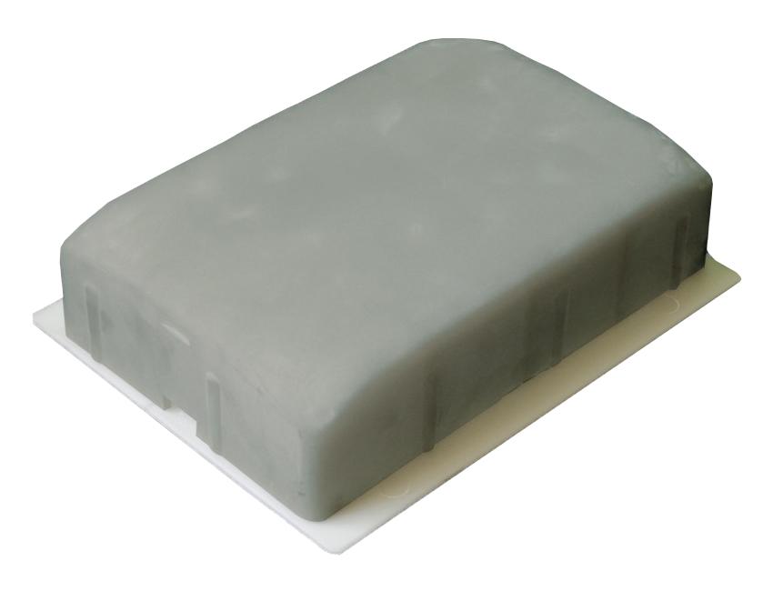 """6 x 9 """"New Age"""" Light Kit - Gray, 6-Pack"""