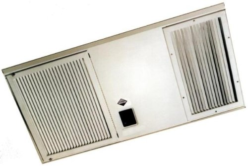 Media LAFC - Media Air Cleaner - 120v, AC/60Hz/5 amps - White Cabinet Finish