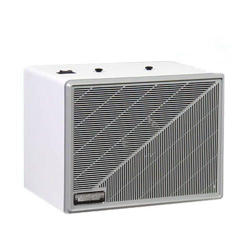 Maxum Electronic Air Cleaner - 20' x 20' - 120v,AC/60Hz/.60 amps - White Cabinet Finish