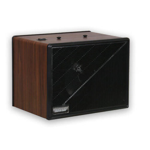 Maxum Electronic Air Cleaner - 20' x 20' - 120v,AC/60Hz/.60 amps - Wood Grain Cabinet Finish