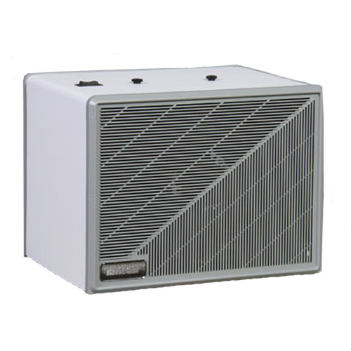 Maxum Electronic Air Cleaner - 20' x 20' - 230v, AC/50/60 Hz/.30 amps - White Cabinet Finish