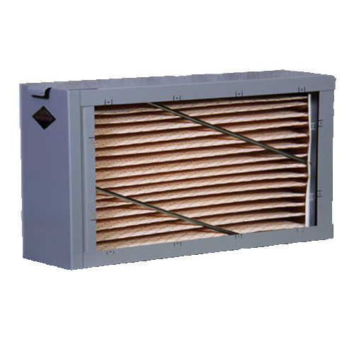 Furnace Mounted Electronic Air Cleaner - Single Cell Assembly - Silver Cabinet Finish