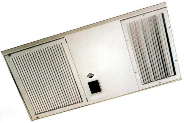 2x4 Flush Ceiling Mount Electronic Air Cleaner