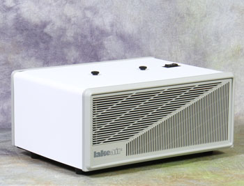 Excel Electronic Air Cleaner - 15' x 15' - 120v,AC/60Hz/.85 amps - White Cabinet Finish