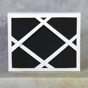 Replacement HEPA Filter Pad (includes Integrated Carbon Afterfilter) for LAFC or LA1400H