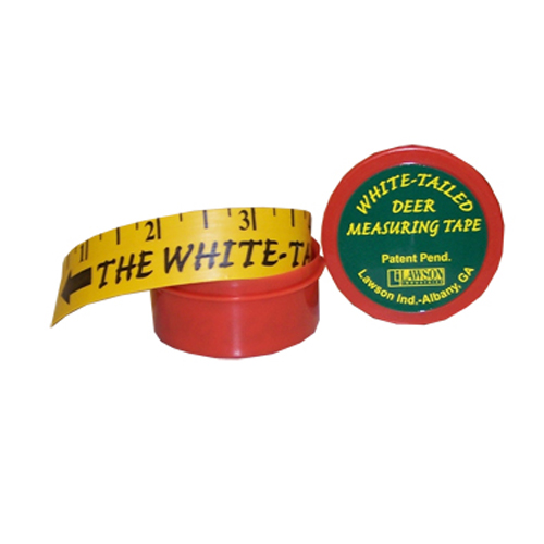White Tail Deer Measuring Tape