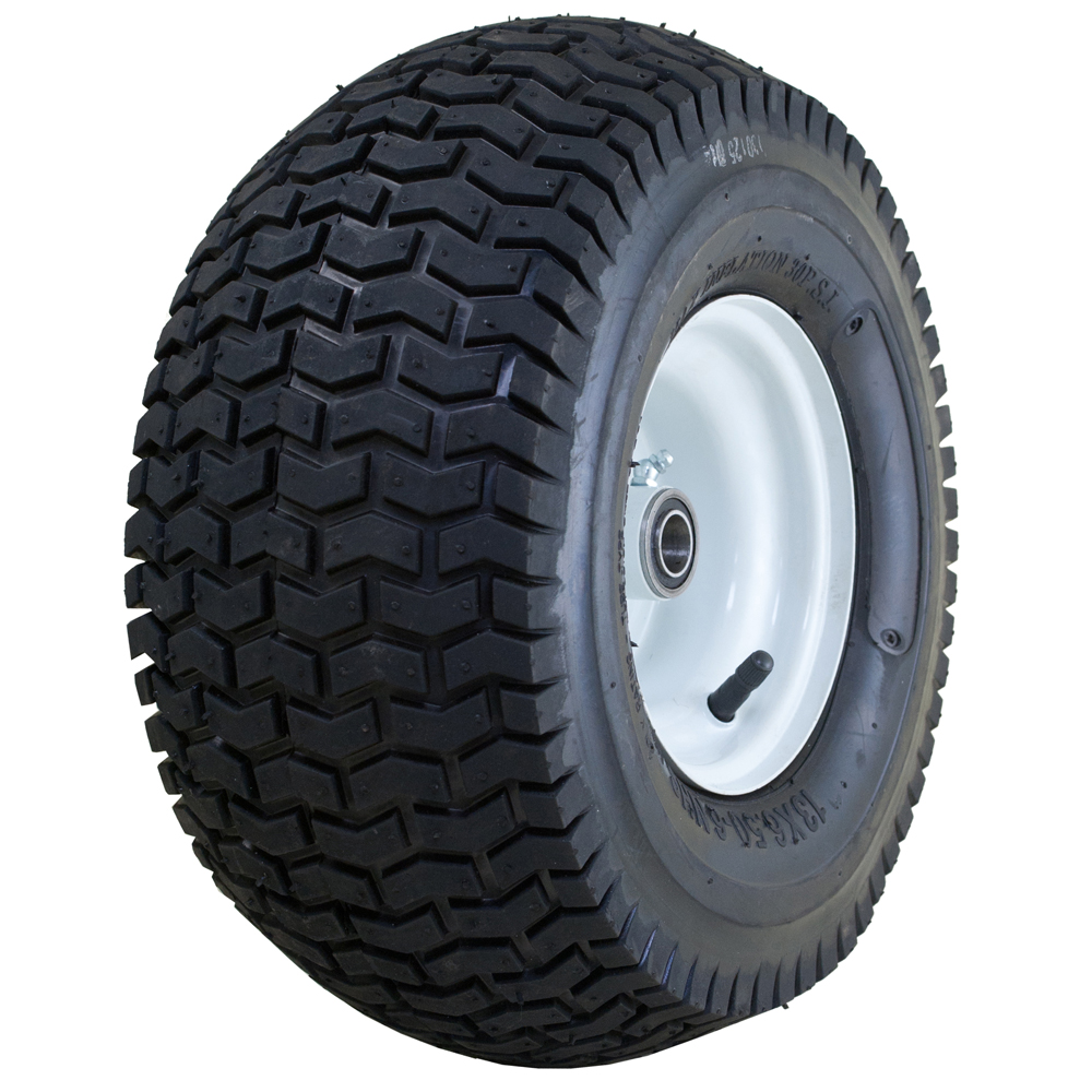 Pneumatic Tire on Rim, 13x6.50-6