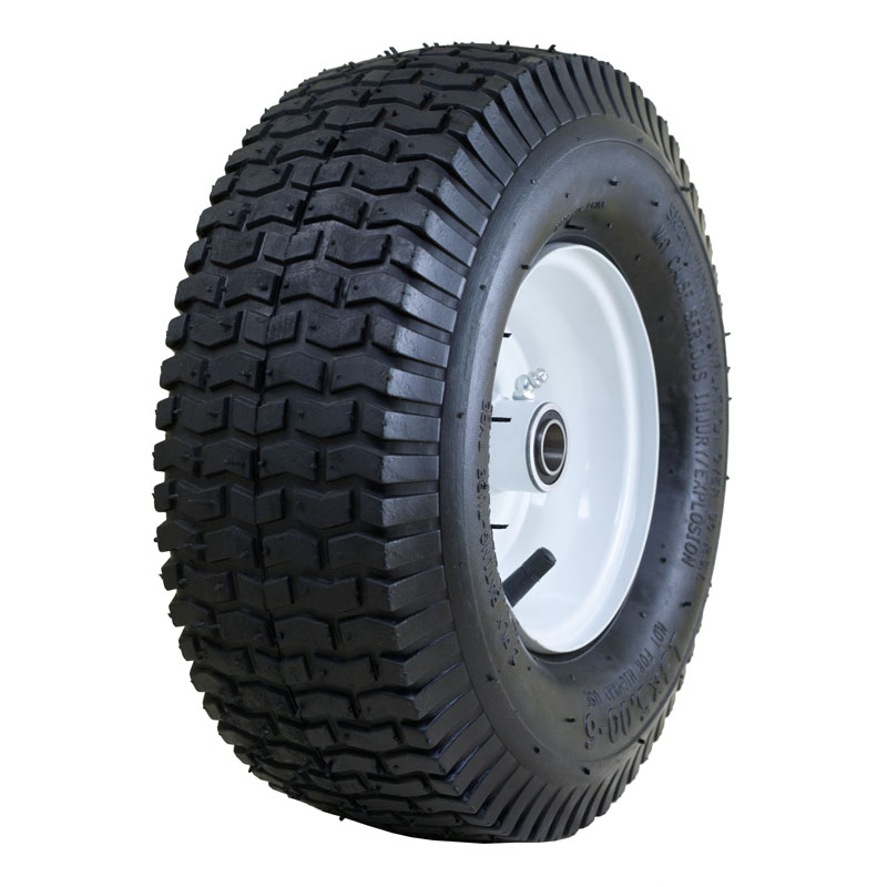 Pneumatic Tire on Rim, 13x5.00-6""