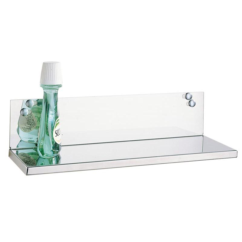 12-inch x 8-inch, Skyway Shelf, bright finish