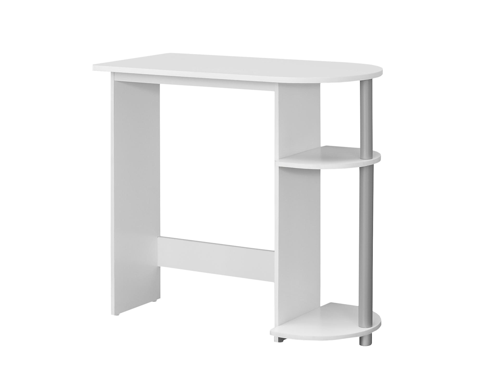 """32""""L Juvenile Computer Desk, White"""
