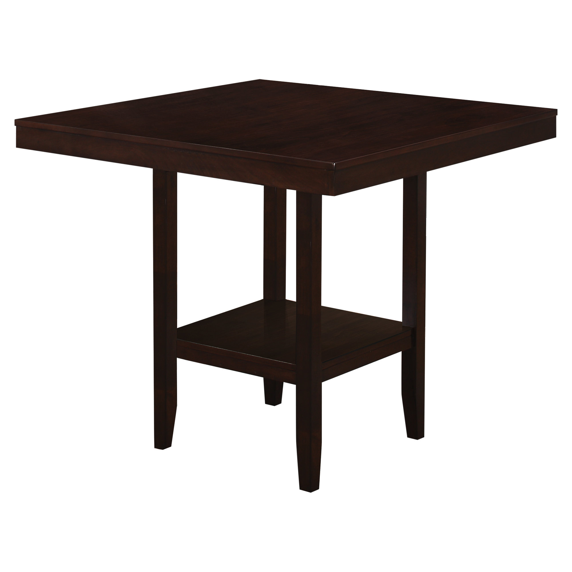 """DINING TABLE - 42""""X 42"""" / CAPPUCCINO COUNTER HEIGHT"""