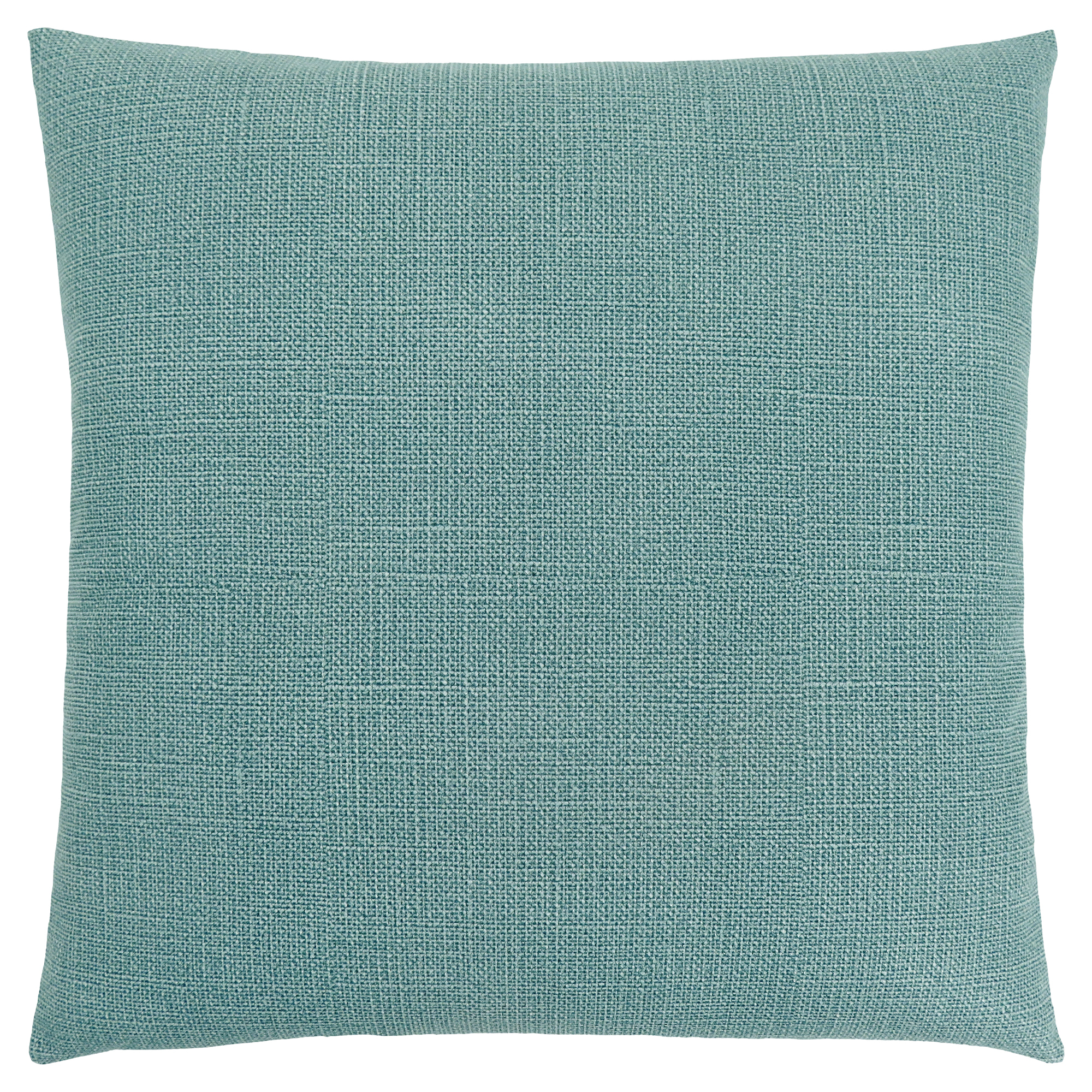 "PILLOW - 18""X 18"" / PATTERNED LIGHT GREEN / 1PC"