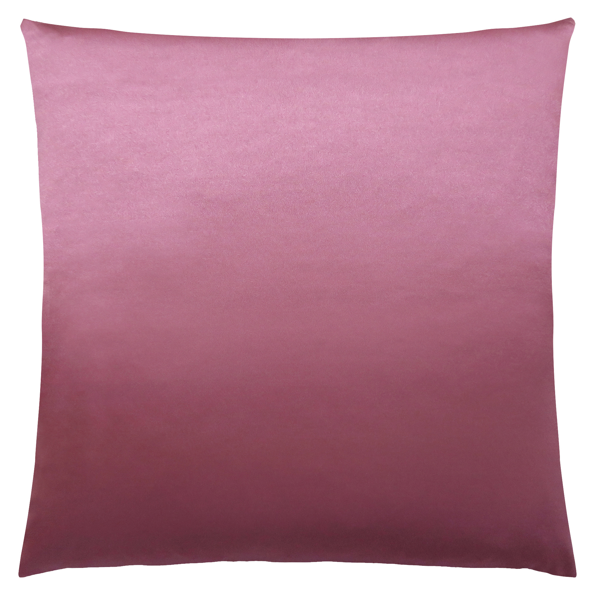 "PILLOW - 18""X 18"" / PINK SATIN / 1PC"