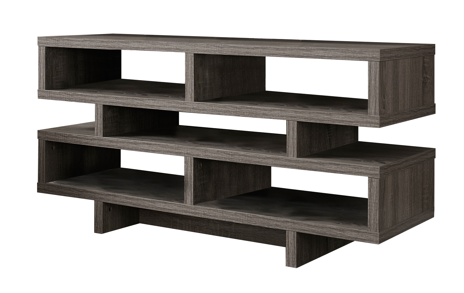"48""L TV Stand, Dark Taupe"