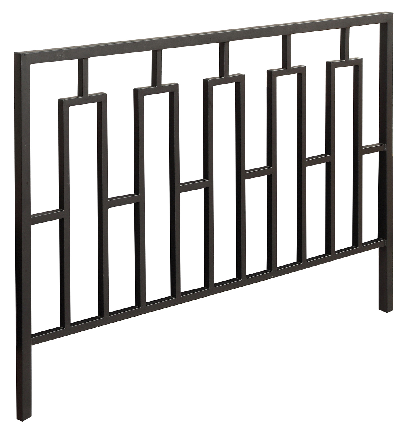 Queen Or Full Size Bed Headboard or Footboard, Black