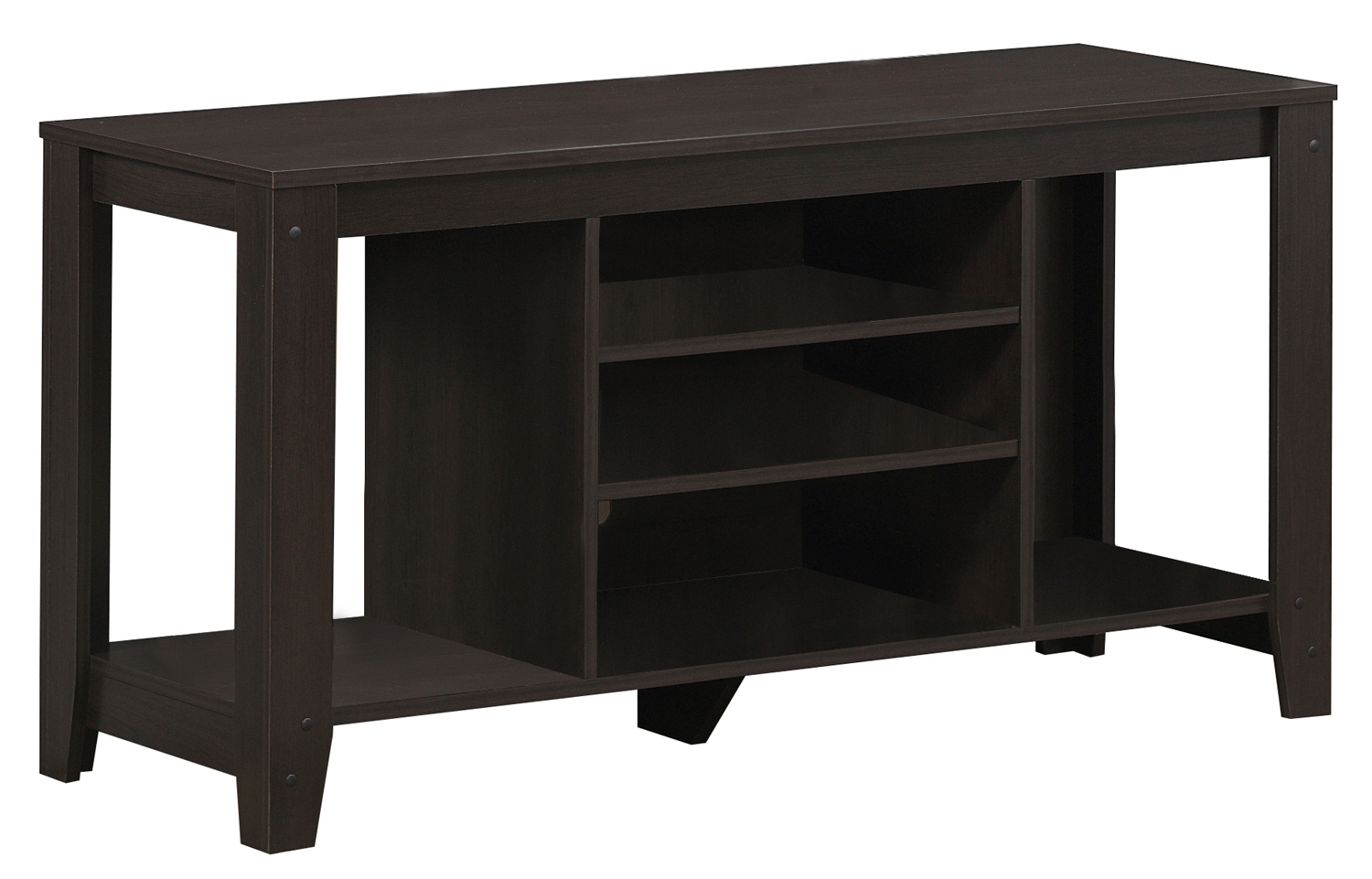 "48"" TV Stand, Cappuccino"