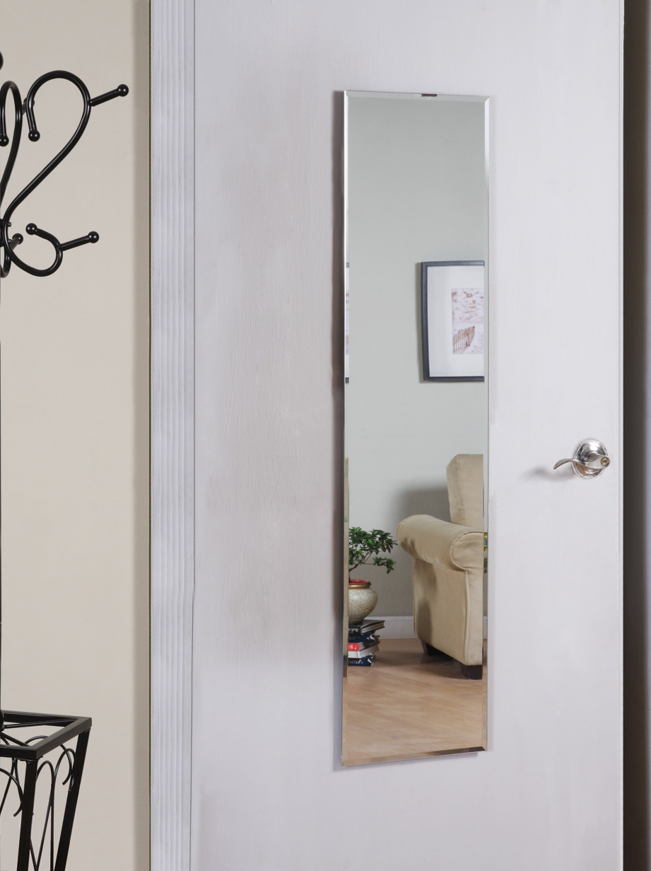 "Mirror - 6Pcs / 12""X 48"" / Door"