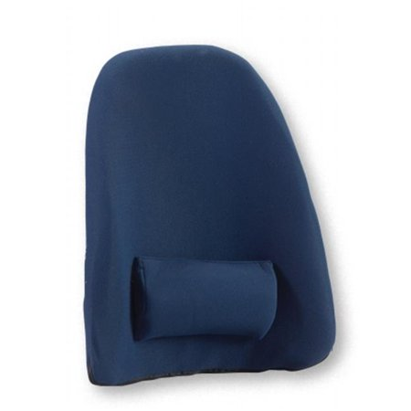 EZ Aide Back Cushion -Blue