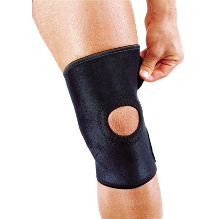 Neoprene Open Patella Support, Adjustable