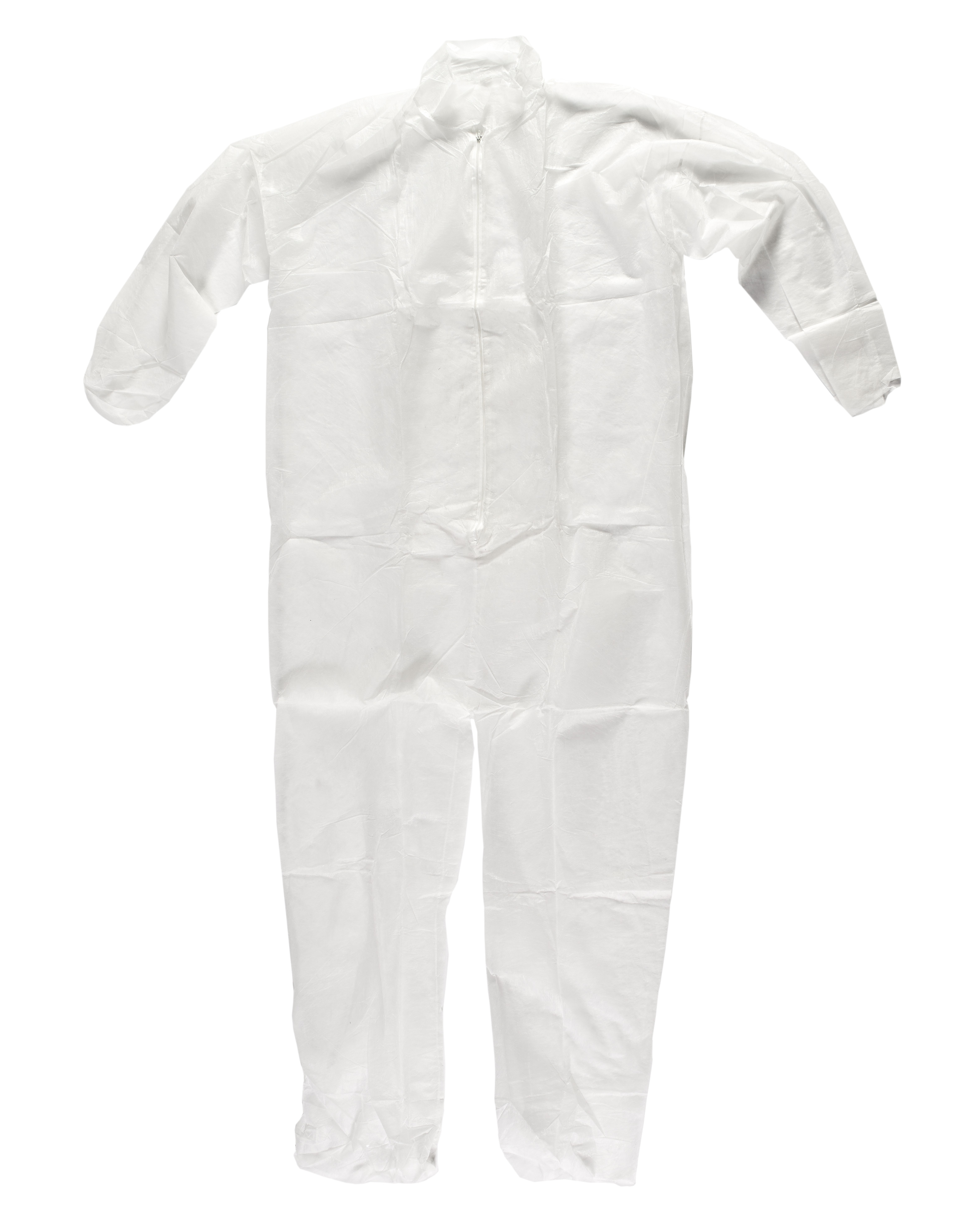 Disposable Polypro Coverall, 30 g, XX-Large, White (Pack of 25)