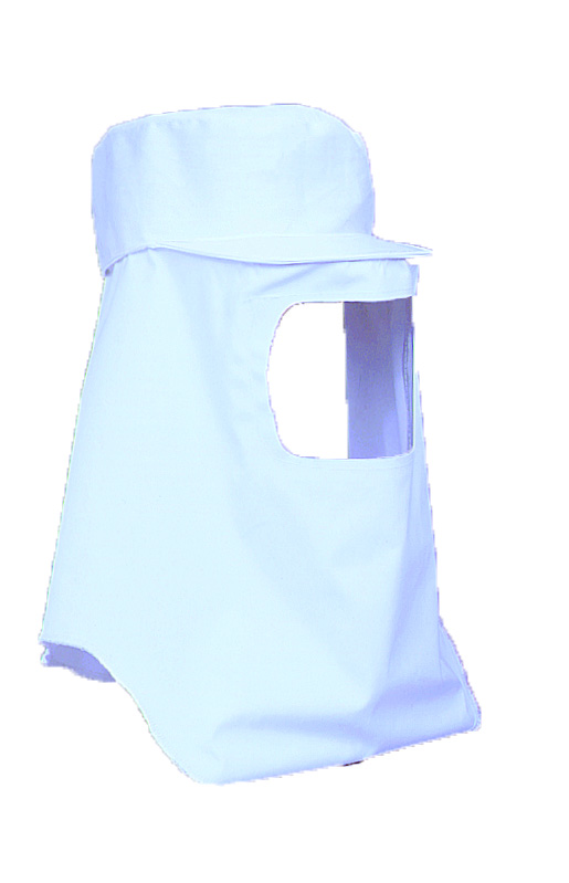Polypropylene Disposable Bunny Suit with Hood, 30 g, 4X-Large, White (Pack of 25)