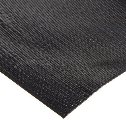 "3-Ply Harlequin Aerial Paneling Material, 100' Length x 12"" Width, Black/White"