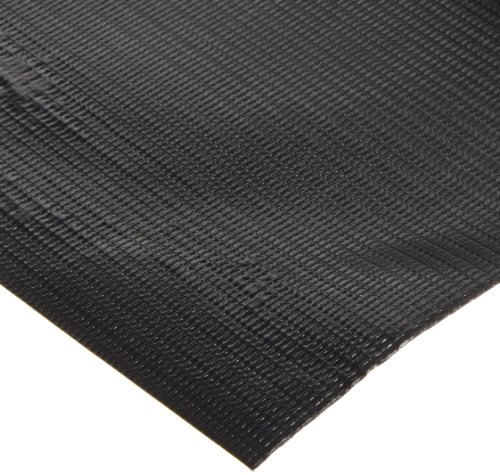 "3-Ply Harlequin Aerial Paneling Material, 100' Length x 24"" Width, Black/White"