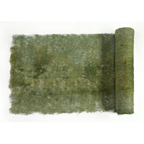 Aspen GeoGrid Single Net Excelsior Blanket, 101-1/4' Length x 4' Width