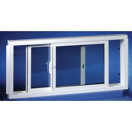 Competitor Vinyl Slider Window 32 in X 14 in