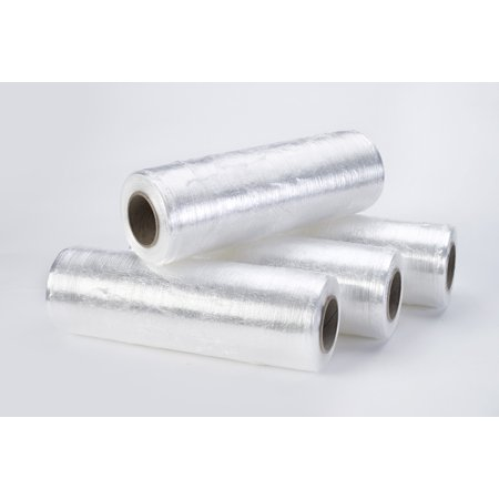 Mutual Industries 50-0-0 Pallet Wrap, 4 Roll