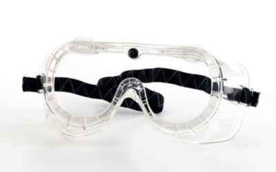 Chemical/Splash Safety Goggles (Pack of 12)
