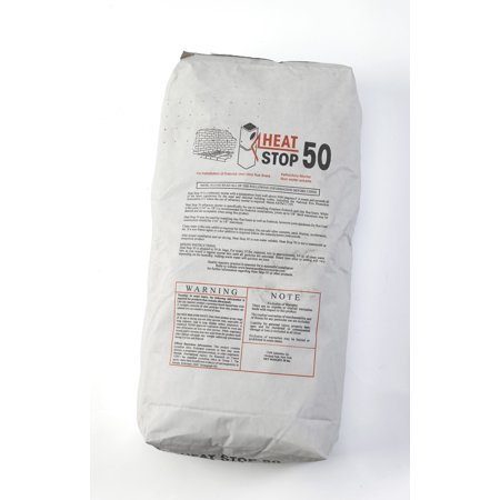 Mutual Industries 60070700-0-0 Heat Stop, 50 lb. Pail