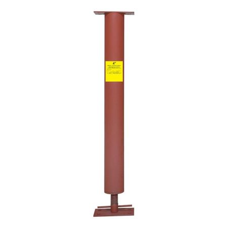 "Mutual Industries 70029-0-0 4"" Adjustable Column, 7' 3"" to 7' 7"""