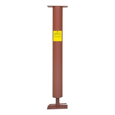 "Mutual Industries 70030-0-0 4"" Adjustable Column, 7' 6"" to 7' 10"""