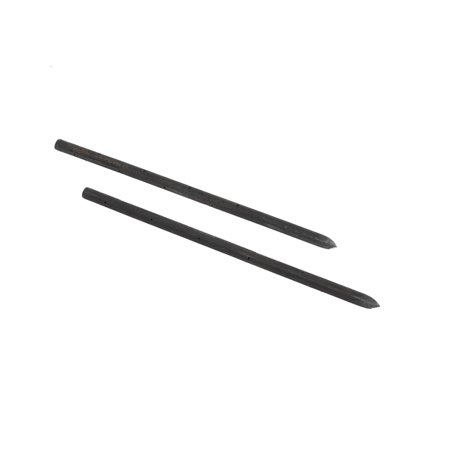 "Mutual Industries 7500-0-18 Nail Stake with Holes, 18"" x 3/4"""