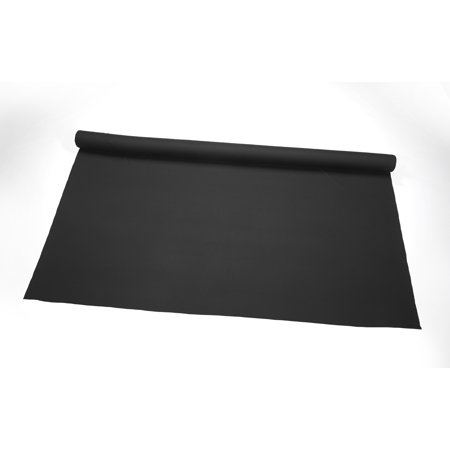 "100% Cotton, 45"" Wide, 5 yds, Soft Black"