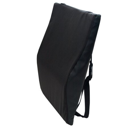 Wheelchair Back Cushion -Black