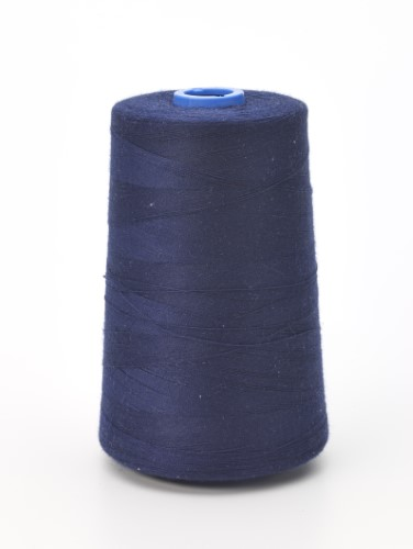 Matching Thread, Navy, 6,000 yard spools