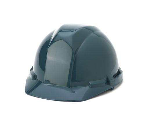 Hard Hat, 6-Point Ratchet Suspension, Green