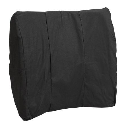 Lumbar Cushion Pillow Black