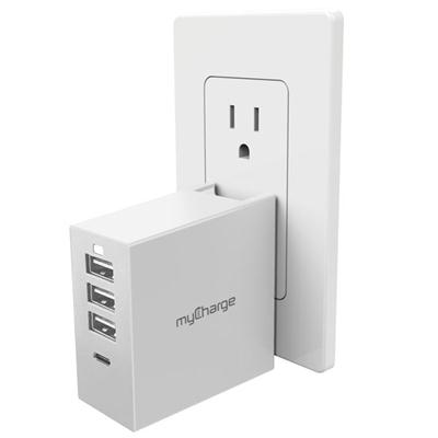 POWERBASE 4 w Quick Charge