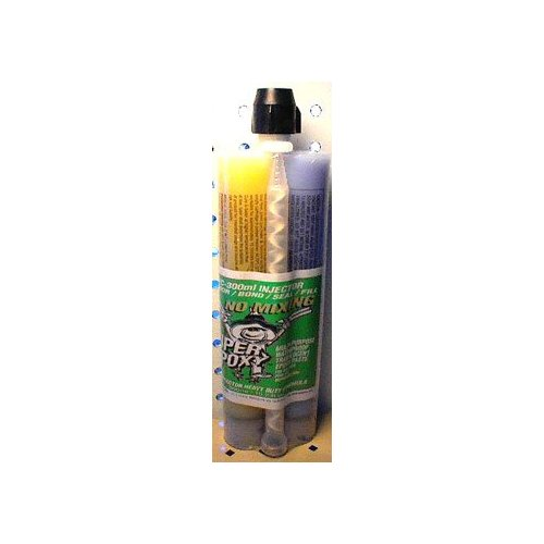 PC-SuperEpoxy Static Mix Injector Cartridge (300ml)